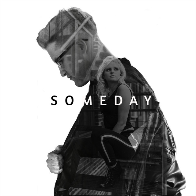 Album cover for Someday by Vincent Russo