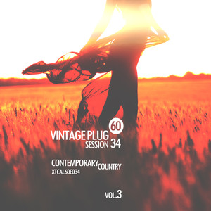 Vintage Plug 60: Session 34 - Contemporary Country, Vol. 3 Albumcover