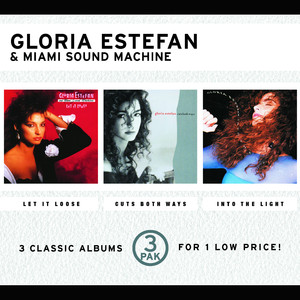 Gloria Estefan, Machine Let It Loose cover