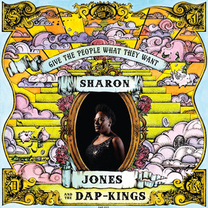 Sharon Jones Stranger to My Happiness cover