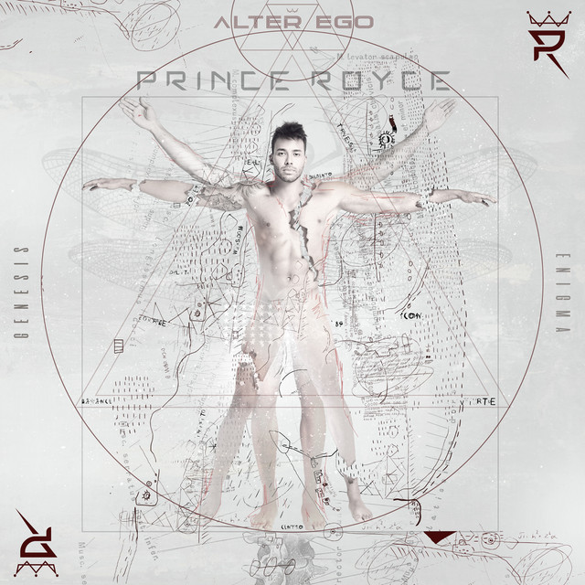 Prince Royce - ALTER EGO cover