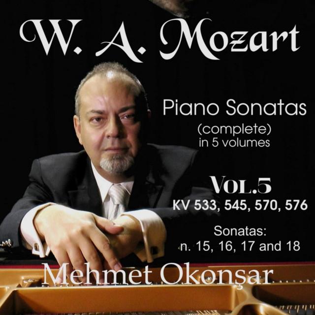 Mozart Complete Piano Sonatas VOL.5