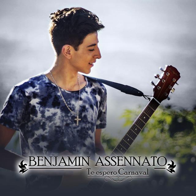 Album cover for Te espero carnaval by Benjamín Assennato