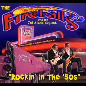 Rockin' in the 50's album