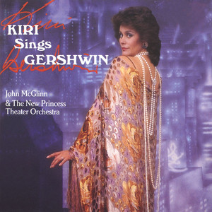 Kiri Sings Gershwin album