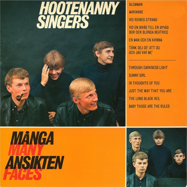 Hootenanny Singers - Vinden Sjunger Samma Sång / Hem Till De Mina