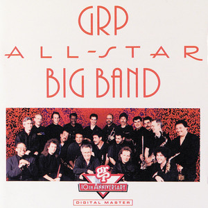 GRP All-Star Big Band album