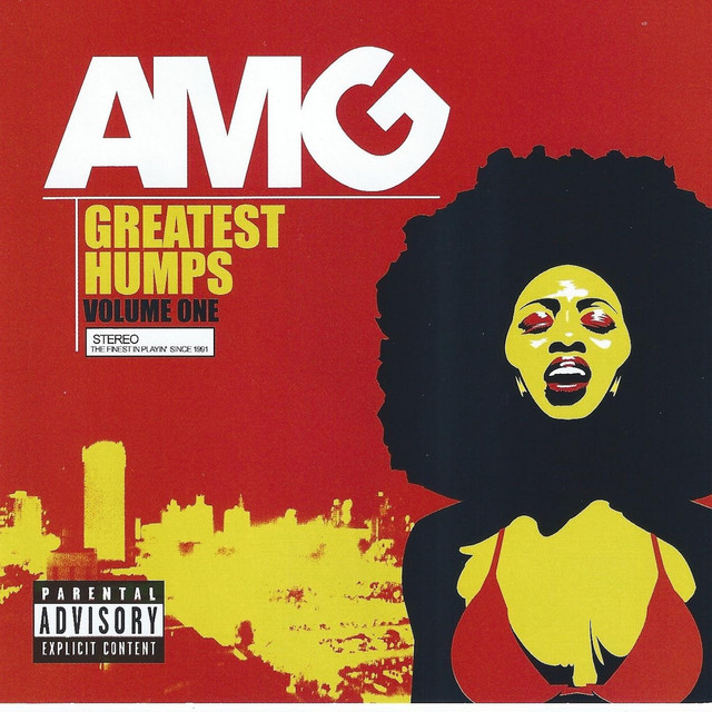 AMG Greatest Humps, Vol. One album cover