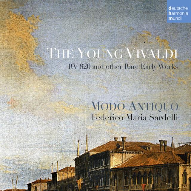 The Young Vivaldi Albumcover