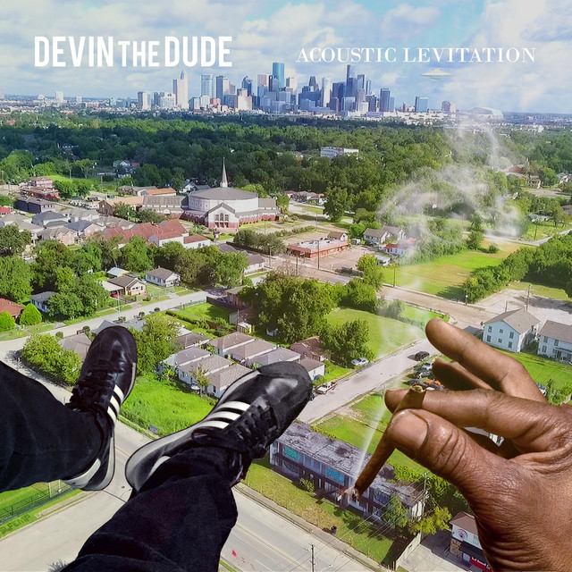 Album cover for Acoustic Levitation by Devin The Dude