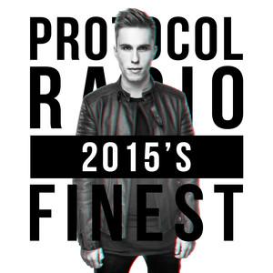 Protocol Radio - 2015's Finest Albumcover