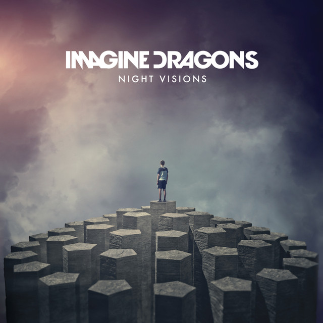Imagine Dragons Night Visions (Deluxe) album cover