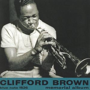 Clifford Brown Cherokee (alternate take) cover