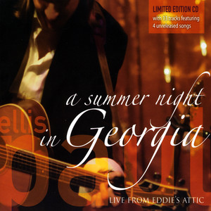 A Summer Night In Georgia: Live From Eddie's Attic - Ellis Paul
