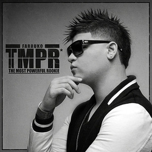 TMPR The Most Powerful Rookie Albumcover