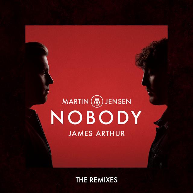 Martin Jensen and James Arthur 'Nobody' remixes ile ilgili görsel sonucu