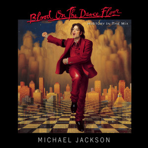BLOOD ON THE DANCE FLOOR/ HIStory In The Mix Albumcover