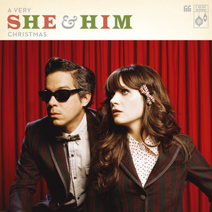 A Very She & Him Christmas Albumcover