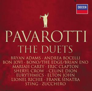 Luciano Pavarotti, Eduardo di Capua, Mario Lanza, National Philharmonic Orchestra, Giancarlo Chiaramello 'O sole mio cover