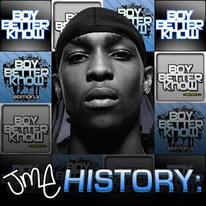 History: Albumcover