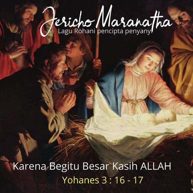 free download lagu Karena Begitu Besar Kasih ALLAH gratis