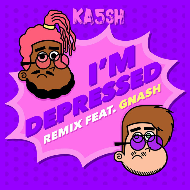 I'm Depressed (feat. gnash) [Remix]