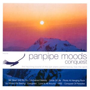 Panpipe Moods: Conquest album