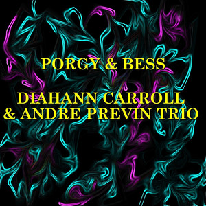 Diahann Carroll, André Previn Trio I Loves You Porgy cover