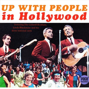 Up With People In Hollywood Albumcover
