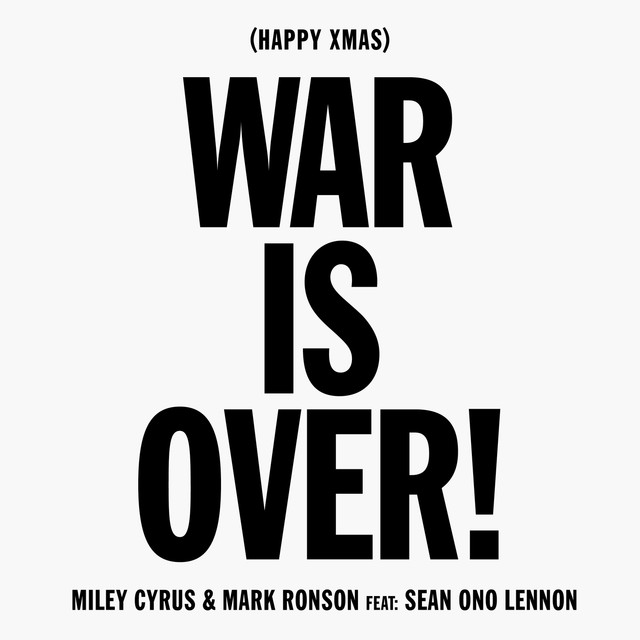Happy Xmas (War Is Over) (feat. Sean Ono Lennon)