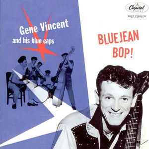 Gene Vincent, Gene Vincent & His Blue Caps Blue Jean Bop - Digitally Remastered 02 cover