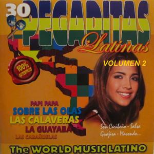 Pegaditas Latinas Volumen 2 Albumcover