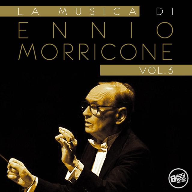 La musica di Ennio Morricone - Vol. 3 Albumcover