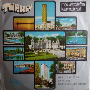 Folklor Ve Oyun Havaları (Orijinal Plak Kayıtları) Albümü