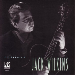 Jack Wilkins How Deep Is The Ocean cover