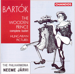 The Wooden Prince / Hungarian Pictures
