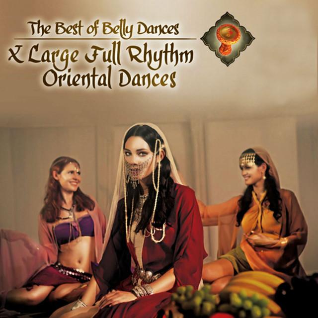 X Large Full Rhythm Oriental Dances (The Best of Belly Dances)