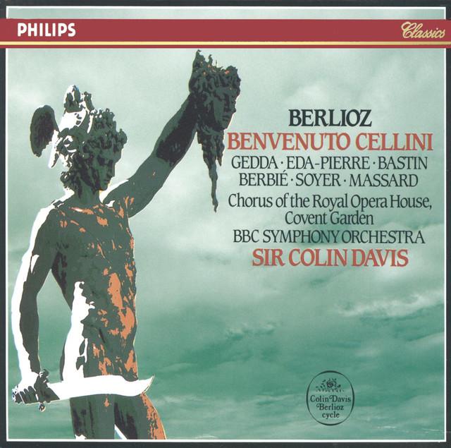 Berlioz: Benvenuto Cellini (3 CDs)