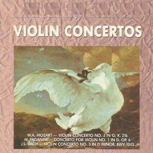 Violin Concertos album