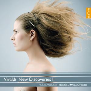 Vivaldi: New Discoveries II Albumcover