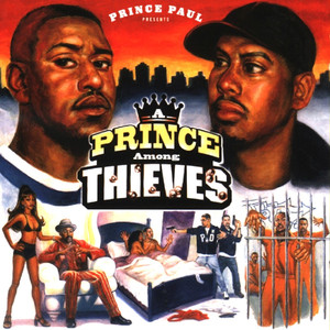 Prince Paul Chubb Rock, Biz Markie Mr. Large cover
