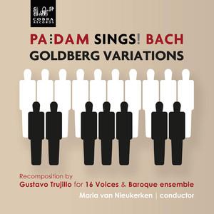 Padam Sings Bach Goldberg Variations album