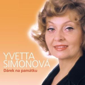 Yvetta Simonová - Dárek na památku. 50 nejkrásnějších písní