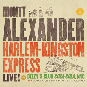 Harlem-Kingston Express (Live at Dizzy's Club Coca-Cola, NYC) album