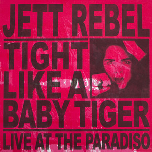 Tight Like A Baby Tiger (Live at Paradiso) Albumcover