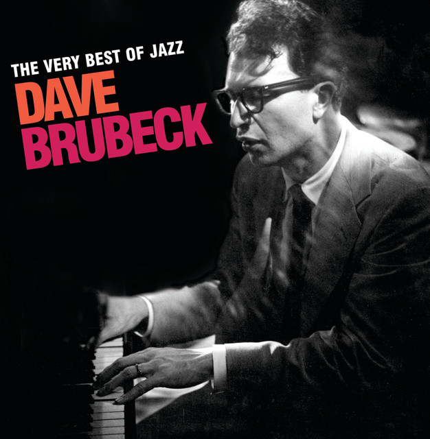 Dave Brubeck The Very Best Of Jazz - Dave Brubeck album cover