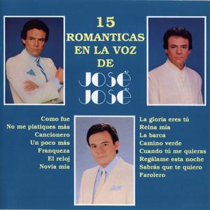 15 Románticas album