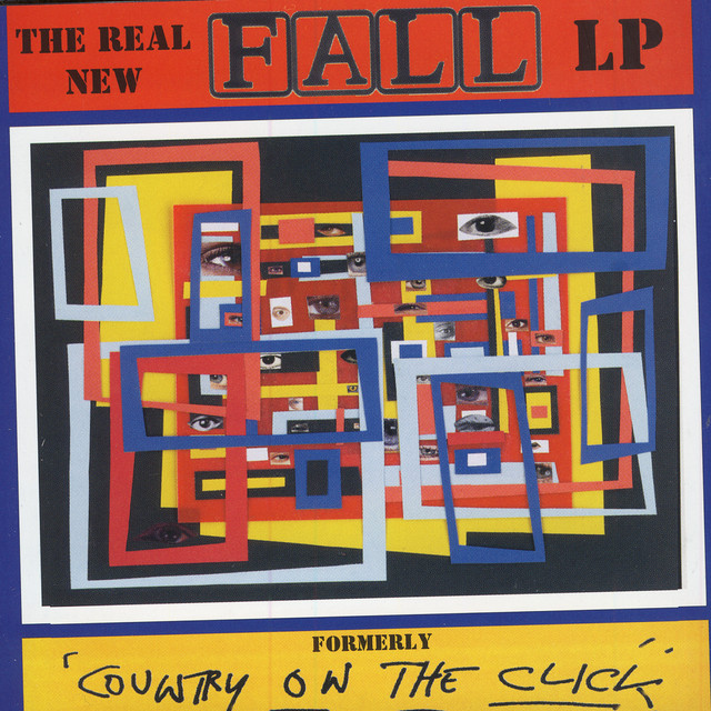 The Fall Country on the Click album cover