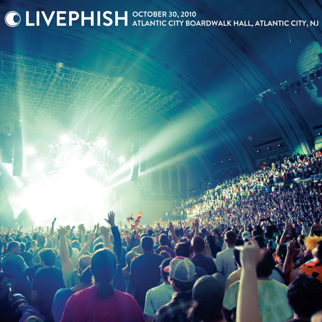 Live Phish: 10/30/10, Boardwalk Hall, Atlantic City, NJ