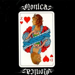 Monica - Monica Albumcover